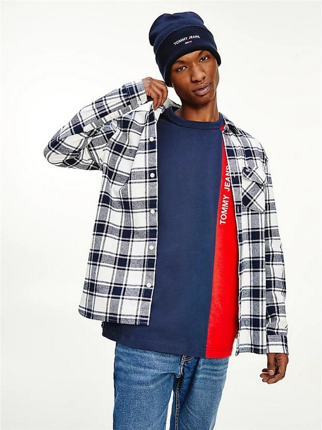 CAMISA TOMMY JEANS PLAID